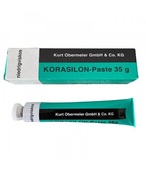 Korasilon-Paste silicone lubricant grease with low viscosity 35 g