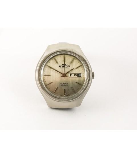 Vintage Fortis Automatic Men's Watch ETA 2789-1 38 mm