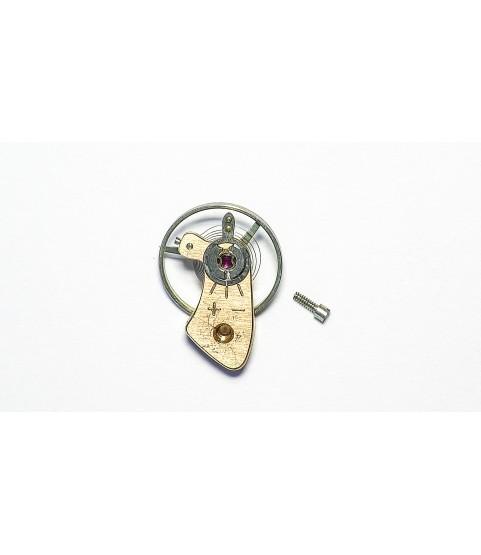 Landeron cal 187 balance wheel with bridge part