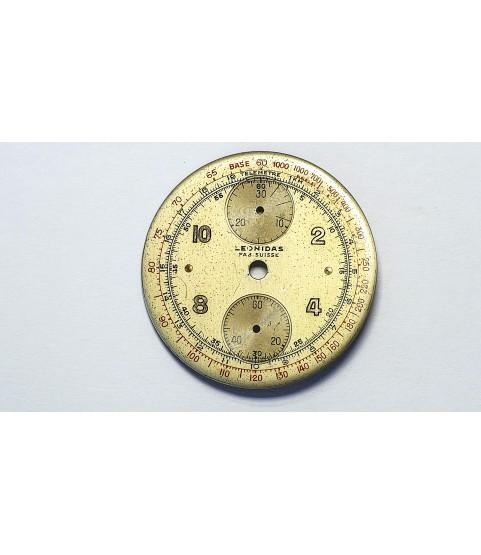 Valjoux 77 Leonidas watch dial part