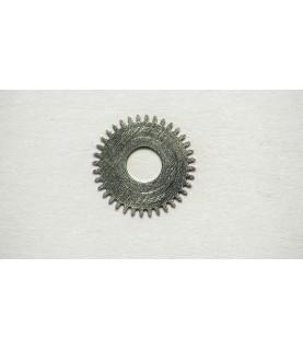 Valjoux 77 chronograph wheel part