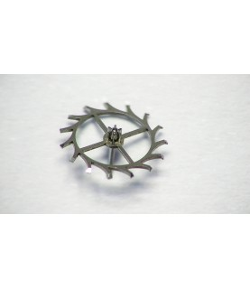 Valjoux 77 escape wheel and pinion with straight pivots part 705