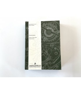 Audemars Piguet 3126/3840 booklet instruction for use