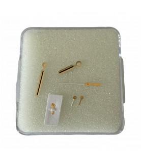 Audemars Piguet Royal Oak Offshore gold watch 26470 set of hands
