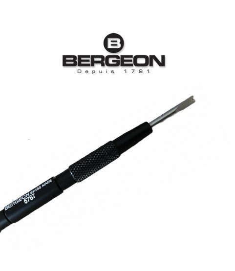 Bergeon 5767-F tool fine for fitting and removing spring bar bracelet