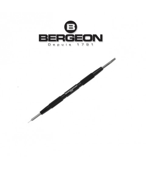Bergeon 5767-S tool fine for fitting and removing spring bar bracelet