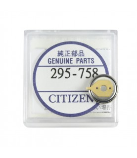 Citizen Eco-Drive 295-758 (295-7580) CTL920F capacitor battery for Eco-Drive watches