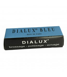 DIALUX blue compound polishing paste for super finishing for all metals