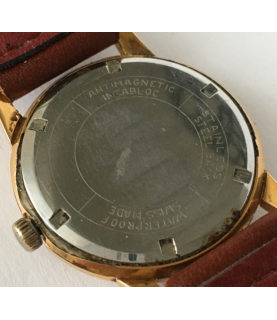 Vintage Dreffa Men's Watch Movement FHF 72