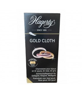 Hagerty Gold Cloth 30 X 36cm