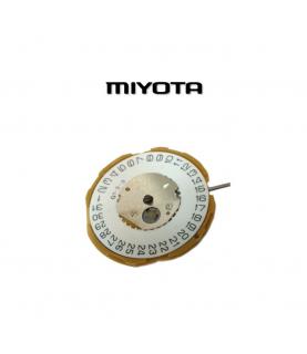 New Miyota GM10 quartz movement 10 1/2''' SC-D(3)