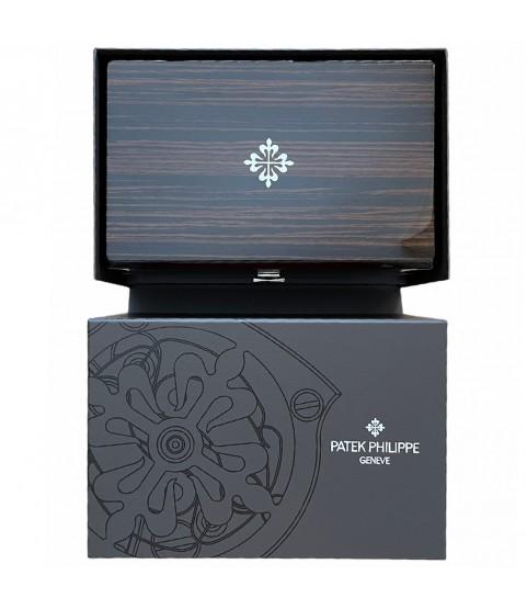 New Patek Philippe wooden watch box