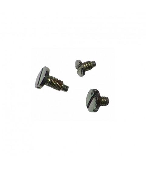 Omega 1012 set of 3 screws