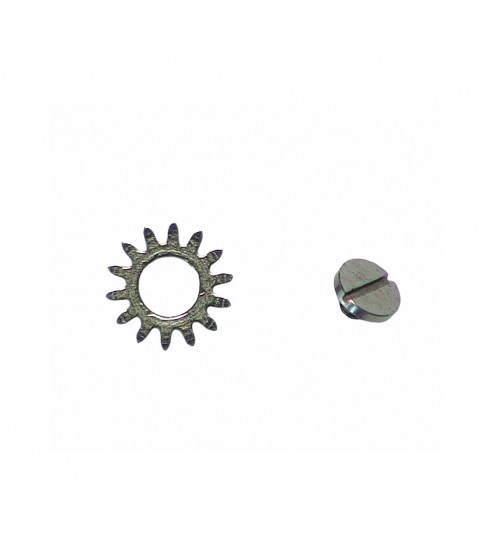 Omega 710, 711 connecting wheel for crown wheel + wig-wag pinion part 1151