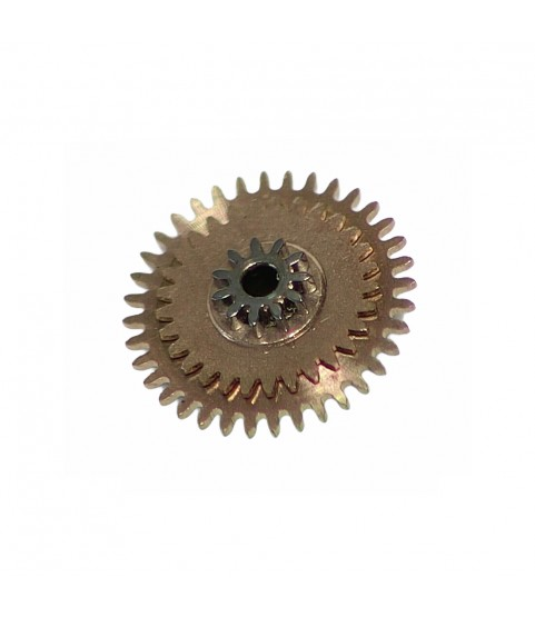 Omega 711 hour wheel with pinion part