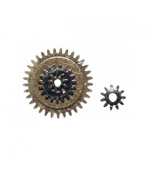 Omega 711 wheel with pinion part