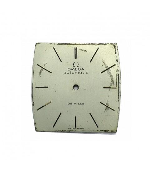 Omega De Ville automatic square dial caliber 711