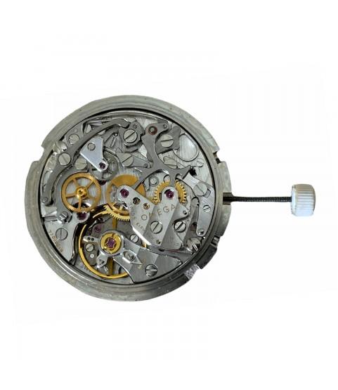 Omega Speedmaster Moonwatch chronograph movement caliber 1863
