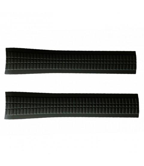 Patek Philippe Aquanaut 5164, 5650 black rubber strap