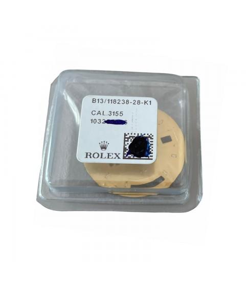 Rolex Day-Date chocolate dial 118135, 118205F, 118235F
