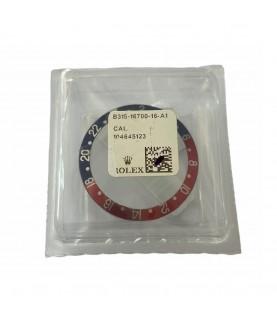 Rolex GMT Pepsi 16710 bezel insert B315-16700-16-A1