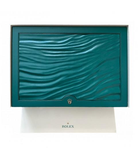 Rolex XL green watch box 39143.71