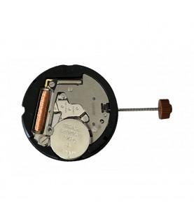 Ronda 505 10 1/2''' SC-D(3) Swiss watch quartz movement with date indication