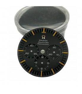 Vintage rare tritium dial for vintage Omega Speedmaster watch 321 ref. 105.012-64